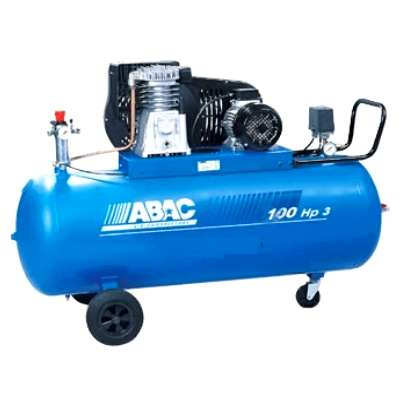 Compresseur 270L. Abac B 4900B/270 FT 5.5
