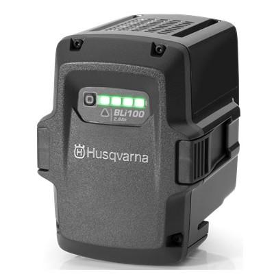 Batterie Husqvarna BLi100