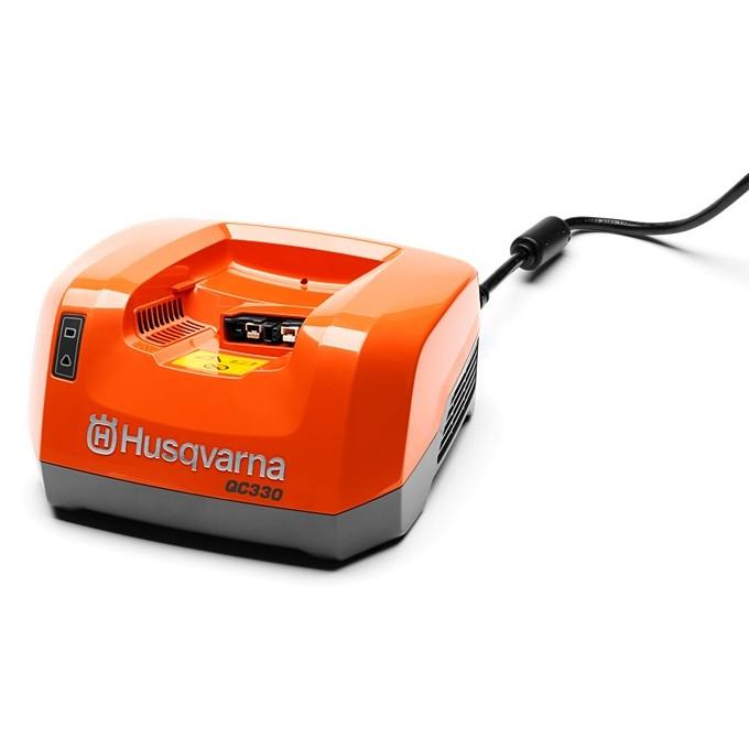 Chargeur de batteries Husqvarna QC 330