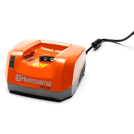 Chargeur de batteries Husqvarna QC 500