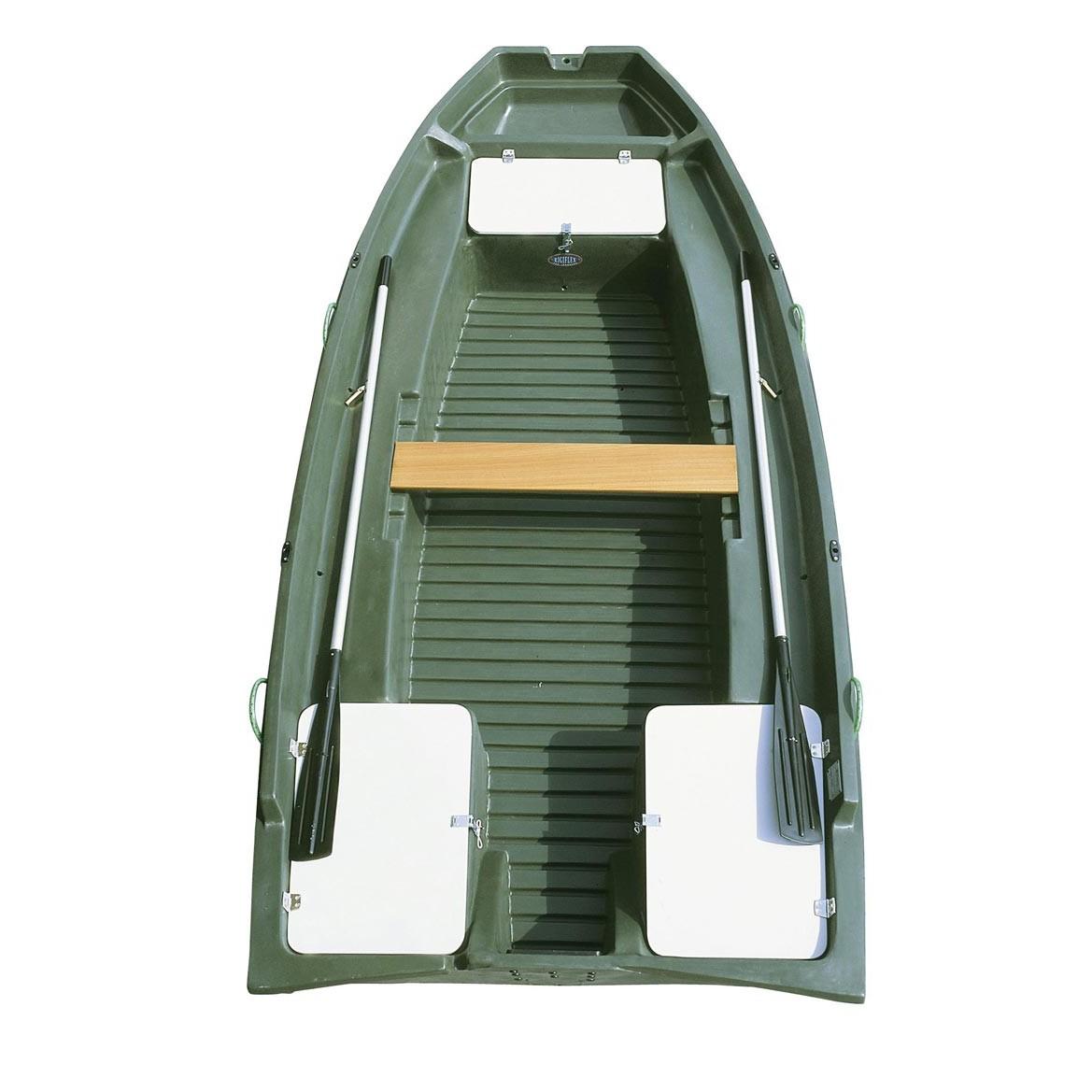 """Barque de pêche """"bateau"""" AQUA PECHE 400 vert"""