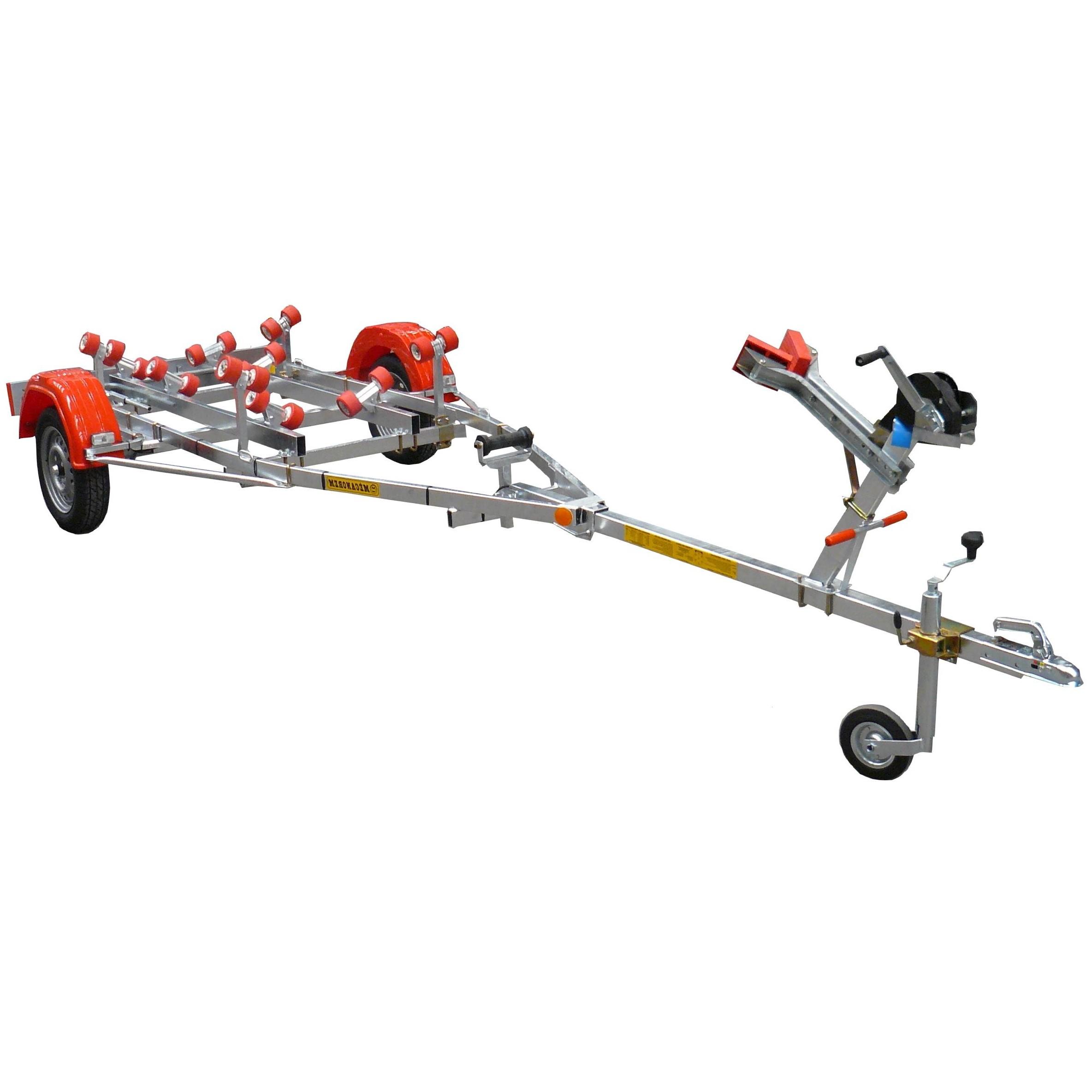 Remorque Bateau MTX 575 6.20m CU 550kg