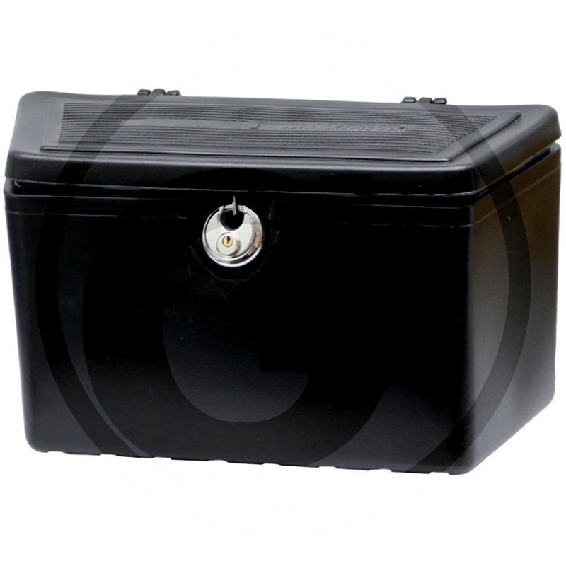 Coffre / Caisse de rangement pour remorque