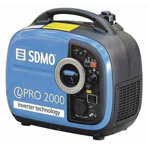 Groupe électrogène SDMO/Yamaha INVERTER PRO2000 EF 2000 IS