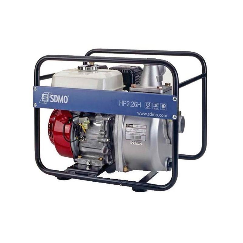 Motopompe SDMO HP 2.26 H 26,4 m3/h