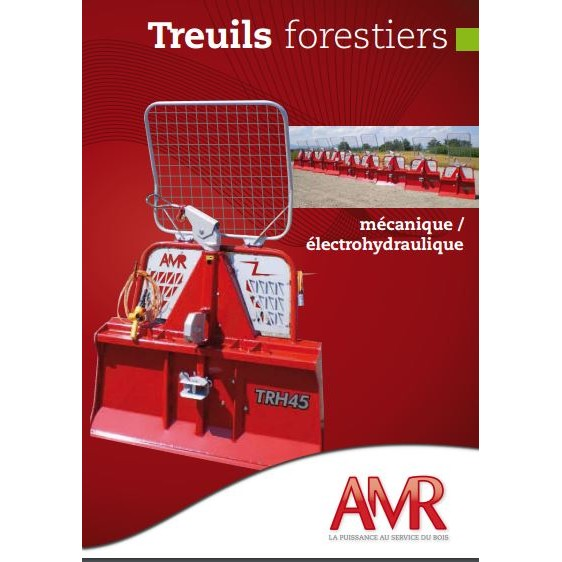 Catalogue AMR Treuils Forestier