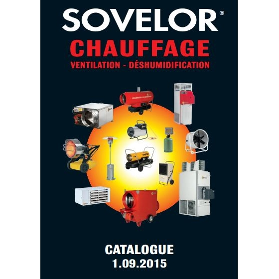 Catalogue Sovelor - Chauffage Ventilation